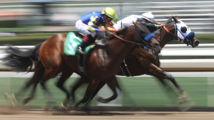 Bill allowing horse racing to be suspended approved by California Legislature