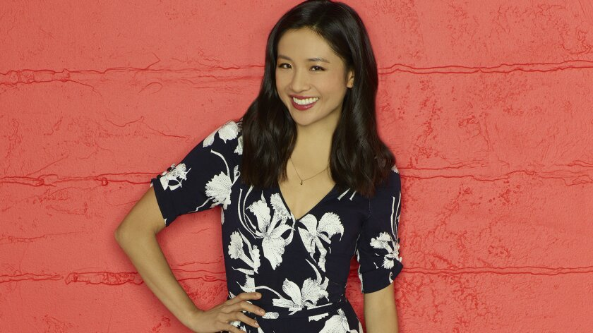 """""""Fresh Off the Boat"""" stars Constance Wu as Jessica Huang."""