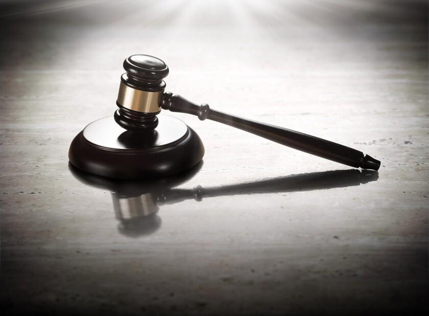 gavel judge - light of justice
