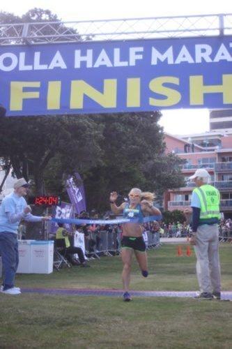 La Jolla Half Marathon 5-1-14