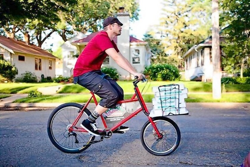 Civia Halstead: Steel-framed nine-speed shopping and cargo bike from a small Minnesota commuter-bike specialist that's designed to carry heavy loads around town.