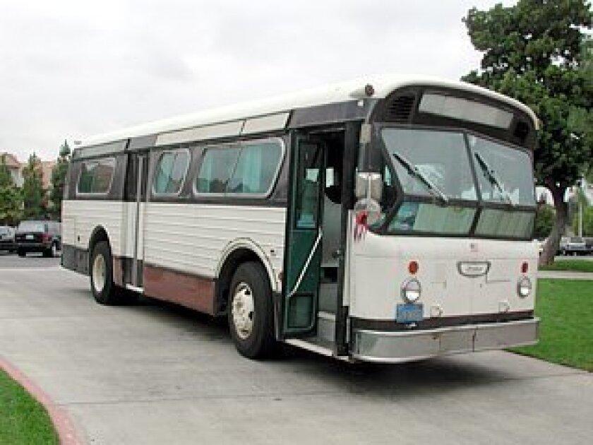 Woodshop Bus
