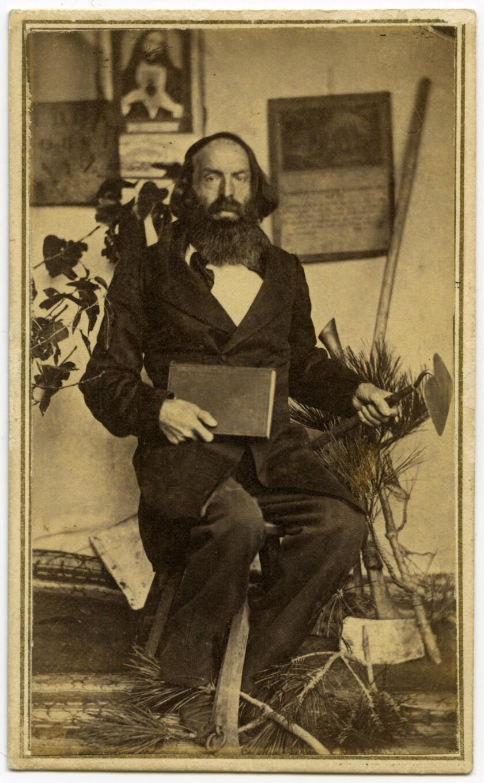 Henry Spalding.