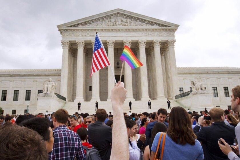 Same-sex marriage decision