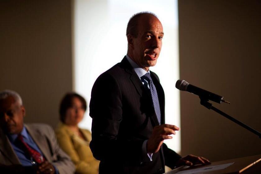 Anthony Romero, director ejecutivo de la Unión de Libertades Civiles Americanas (ACLU, en sus siglas en inglés). EFE/Archivo