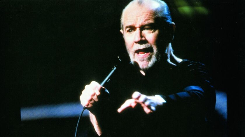 George Carlin S Comedy Stuff Finds New Homes In A Dvd Anthology