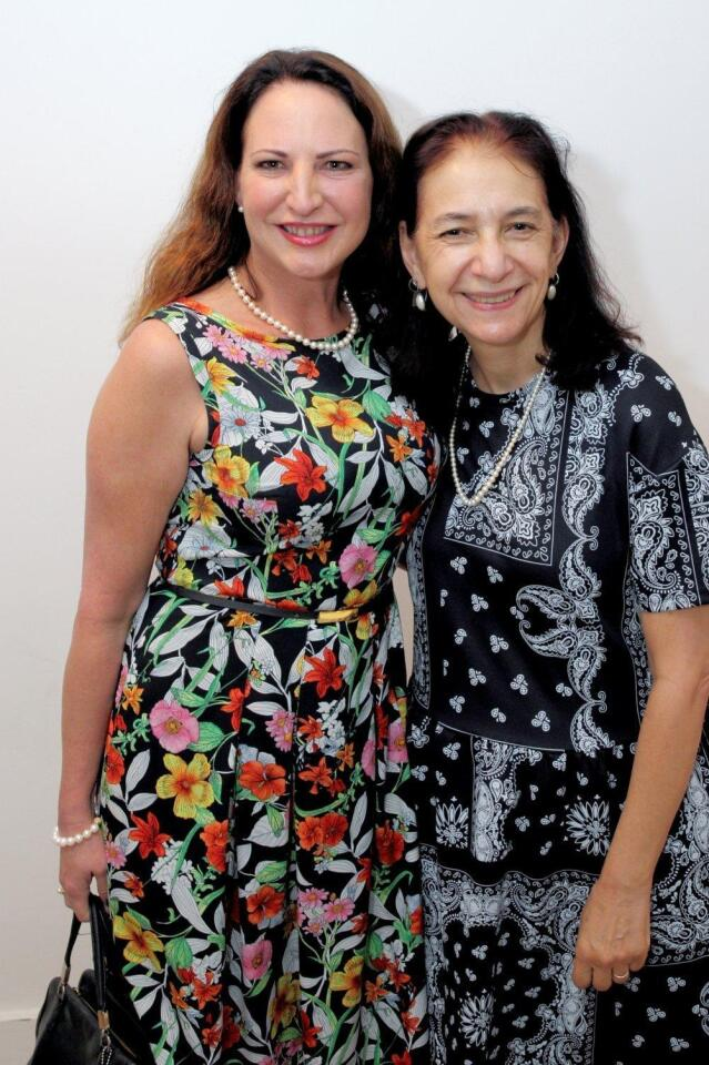Stephanie Hanson, Carol Del Signore