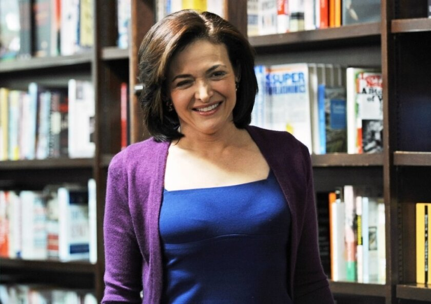 Sony Pictures buys movie rights to Sheryl Sandberg's 'Lean In' - Los