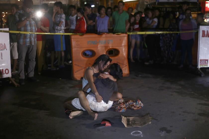 The Nightcrawlers of Manila