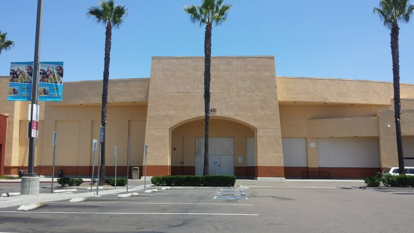 The Former Albertsons In City Heights Is Slated To Become An El Super Coming