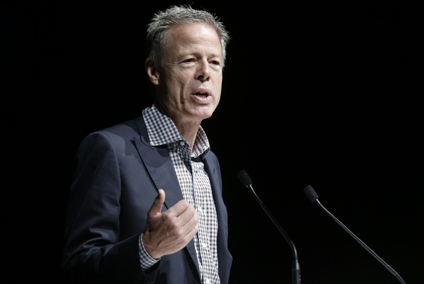 Jeff Bewkes, chairman and chief executive officer of Time Warner, has had his employment extended through 2020.