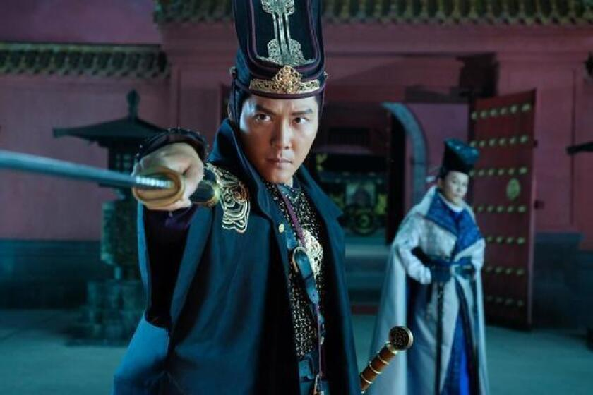 "2018 San Diego Asian Film Festival: The highly acclaimed ""Detective Dee: The Four Heavenly Kings"" screens 5:20 p.m. Saturday, Nov. 10 and 5:45 p.m. Tuesday, Nov. 13 at UltraStar Cinemas Mission Valley."