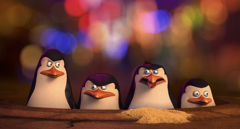 'Penguins of Madagascar'