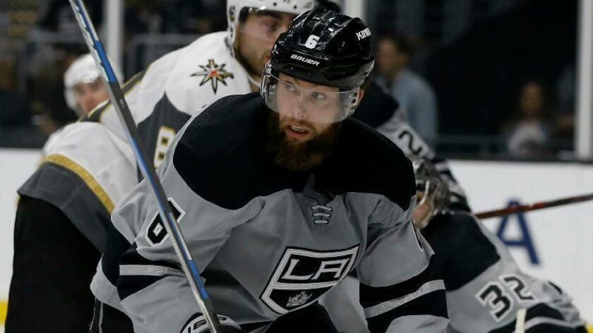 Will the Kings make another deal before the NHL trade deadline after parting ways with defenseman Jake Muzzin last week?