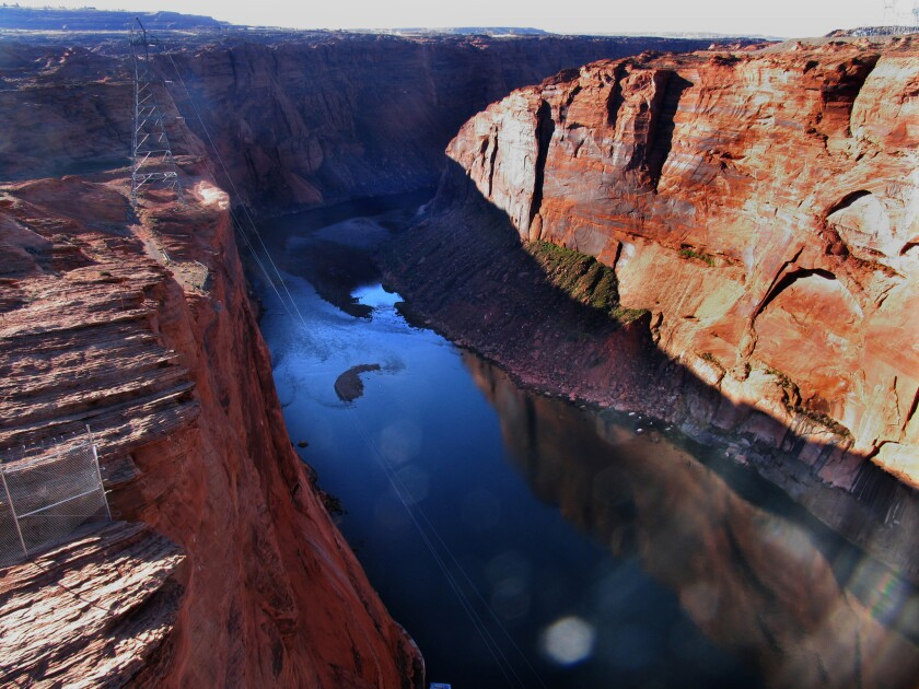 Goldwater, Brower and the disastrous damming of the Colorado River