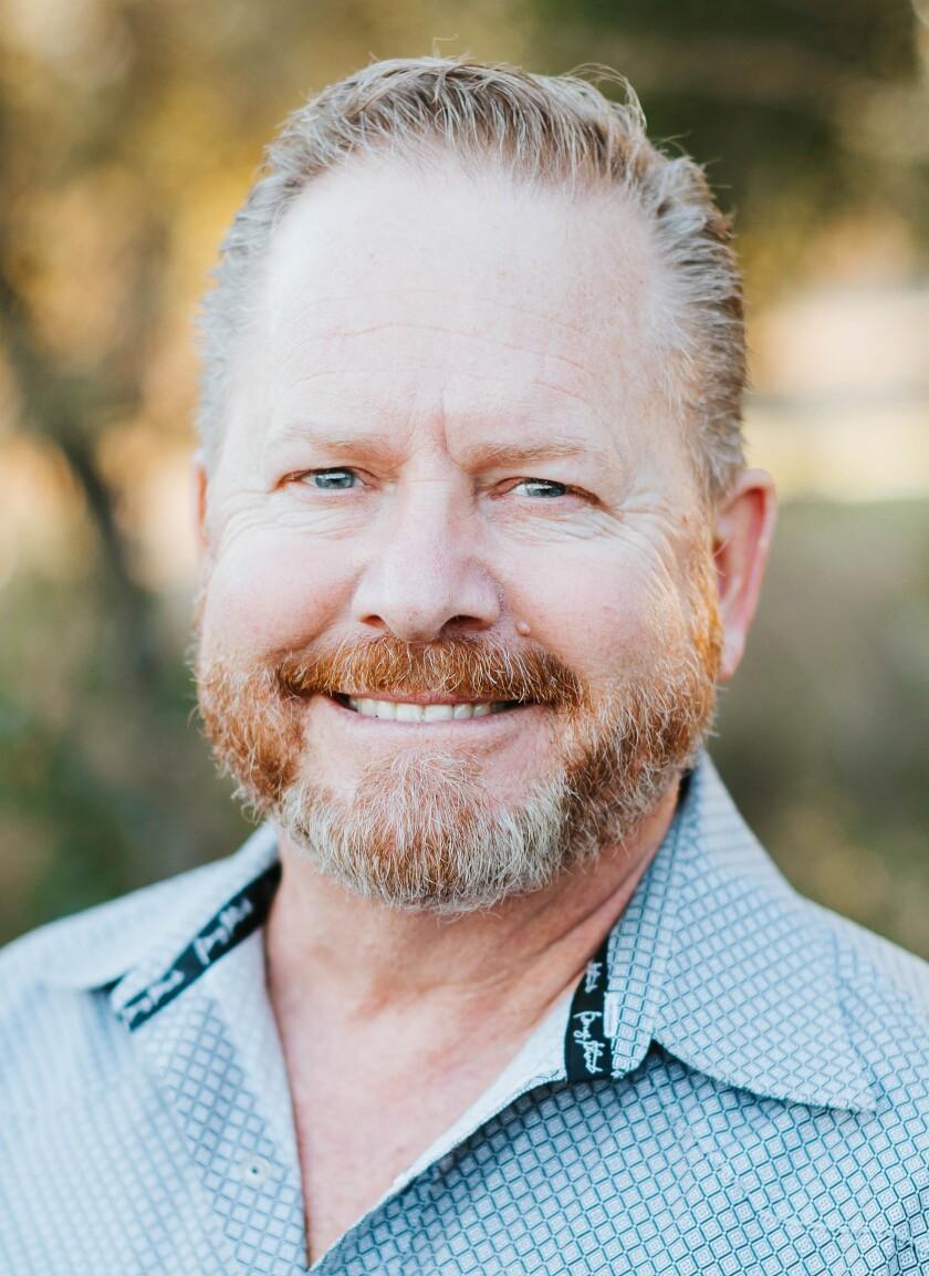 Michael Jensen, Realtor, Fanthom Realty Group and president, Ramona Real Estate Association.