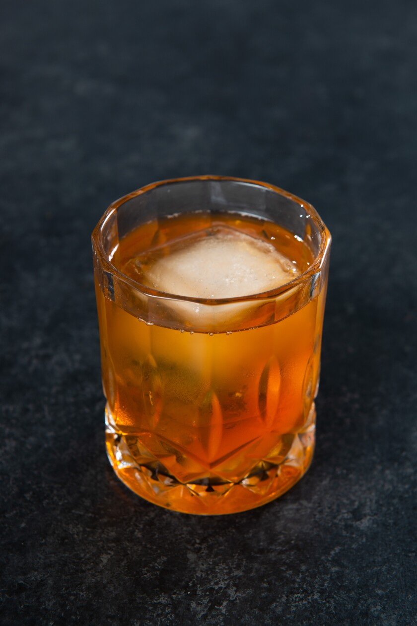 Chef's Old Spirit Cocktail