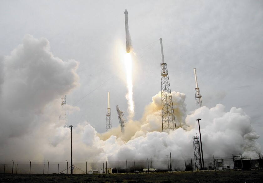 SpaceX shares rocketry updates