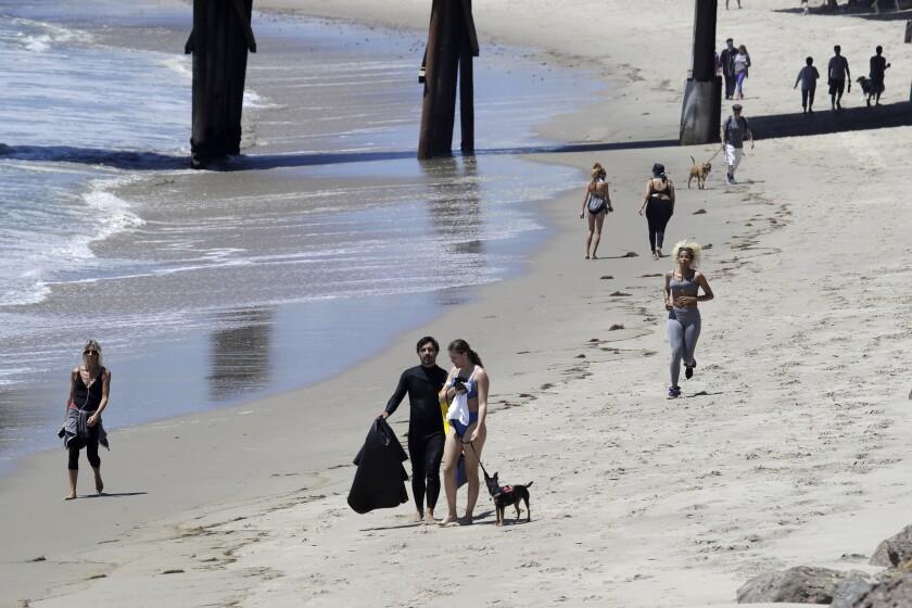 Virus Outbrek Beach Rules