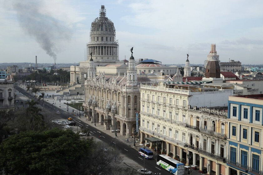 Airbnb is broadening its business in Cuba