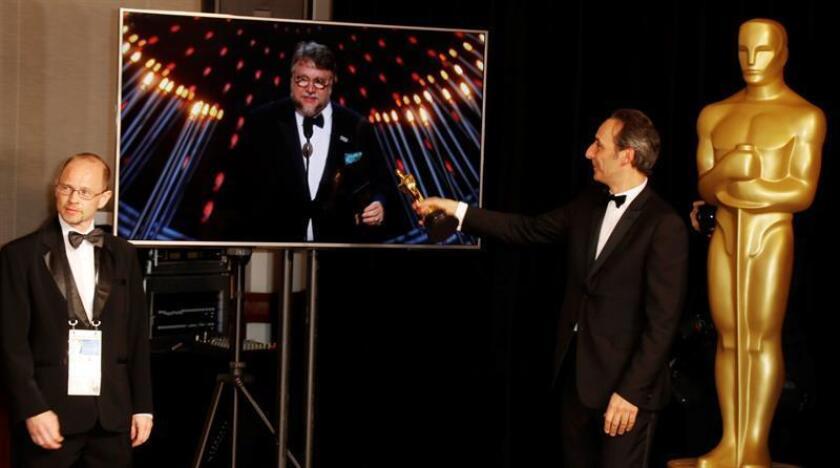 """""""The Shape of Water"""" reina en los Óscar con cuatro galardones"""