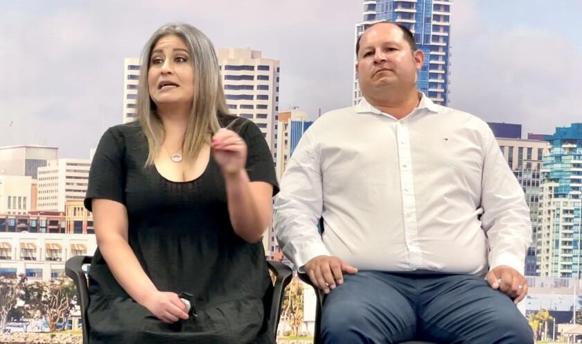 Patricia y Jonathan Morales narran el dolor de haber perdido a su hija por sobredosis de fentanilo
