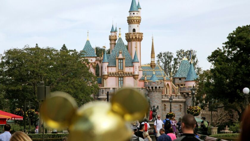 For a limited time, Southern California residents can get a break on Disneyland prices.