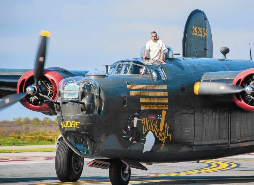 Collings Foundation will present four fully restored WWII bomber and fighter aircrafts to Lyon Air Museum at John Wayne Airport as part of the national Wings of Freedom Tour.