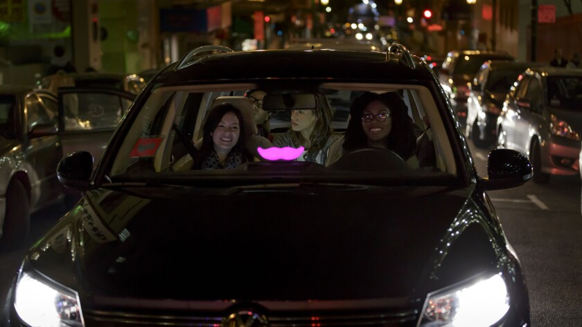 If passed, AB 1360 would legalize commercial carpooling services such as Lyft Line and UberPool.