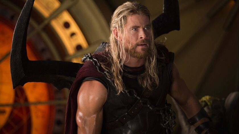 'Thor: Ragnarok' movie (Marvel) ** OUTS - ELSENT, FPG, TCN - OUTS **