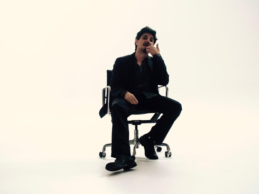 Beat producer Amon Tobin.