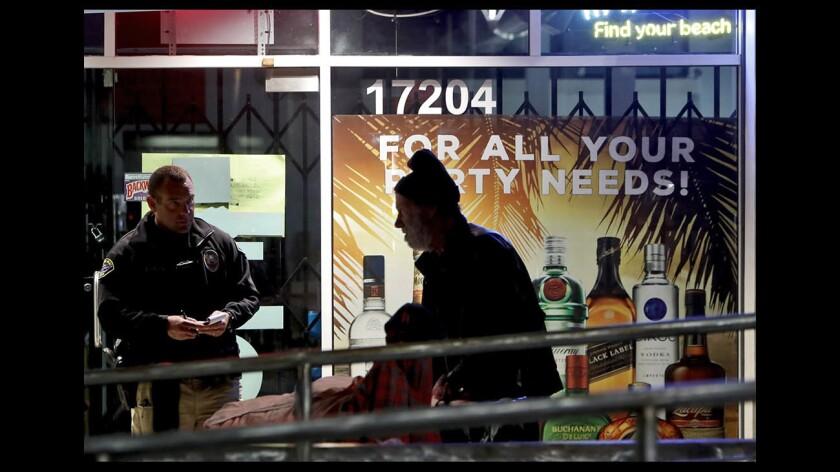 Photo Gallery: Huntington Beach Police Homeless Task Force