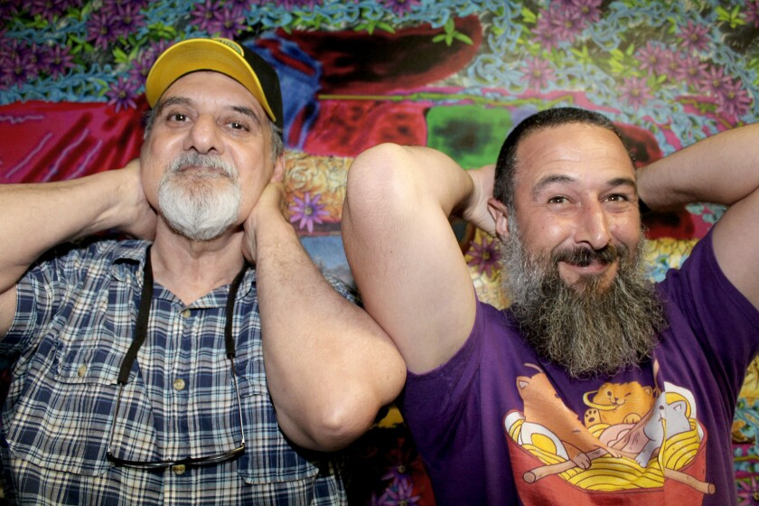 On the Town: Veterans suffering from PTSD get help from Wellness Works