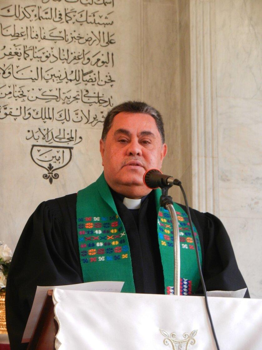 The Rev. Boutros Zaour
