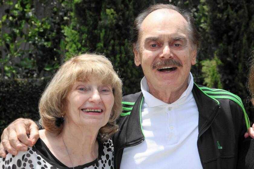 Edie Landau and Martin E. Brooks.