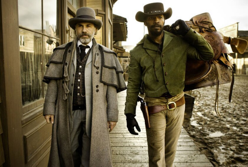 """""""Django Unchained"""" was re-released in China on May 12 after previously being pulled from theaters in April."""