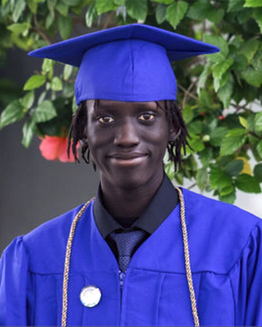 Jok Joseph Jok, who went by Michael Jok