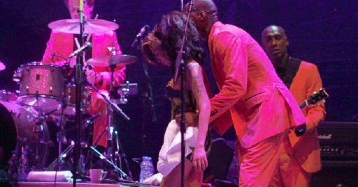 Rest Of Amy Winehouse S European Tour In Doubt The San Diego Union Tribune