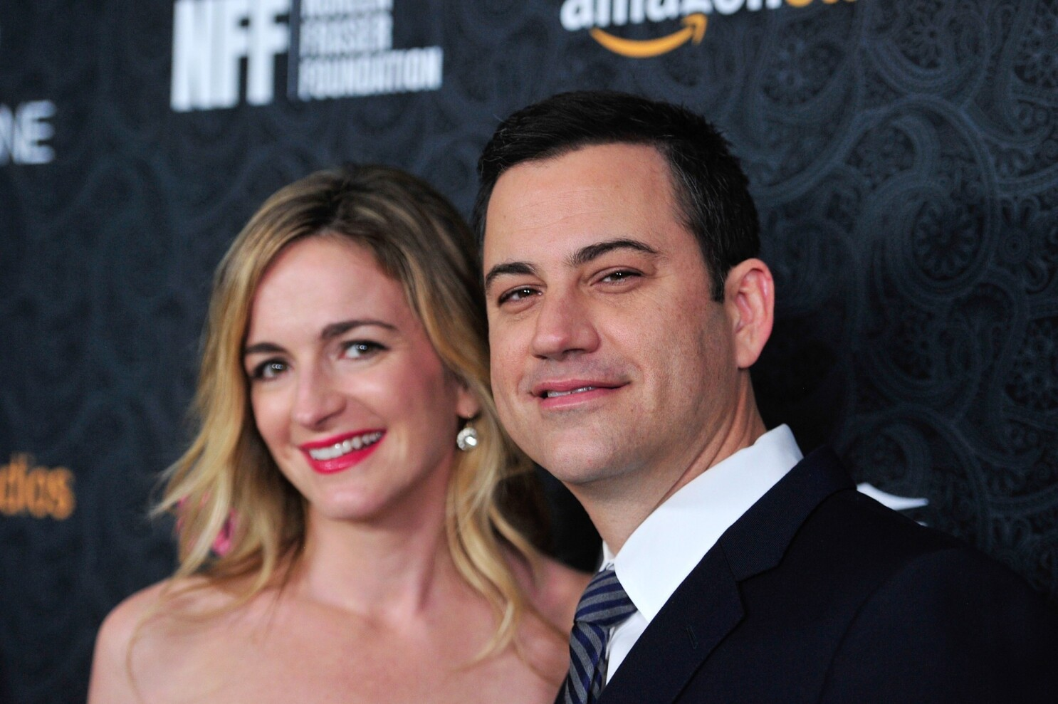 Jimmy Kimmel Wife Molly Mcnearney Welcome Baby Girl Jane Los Angeles Times Kevin, katherine, jane and william john. jimmy kimmel wife molly mcnearney