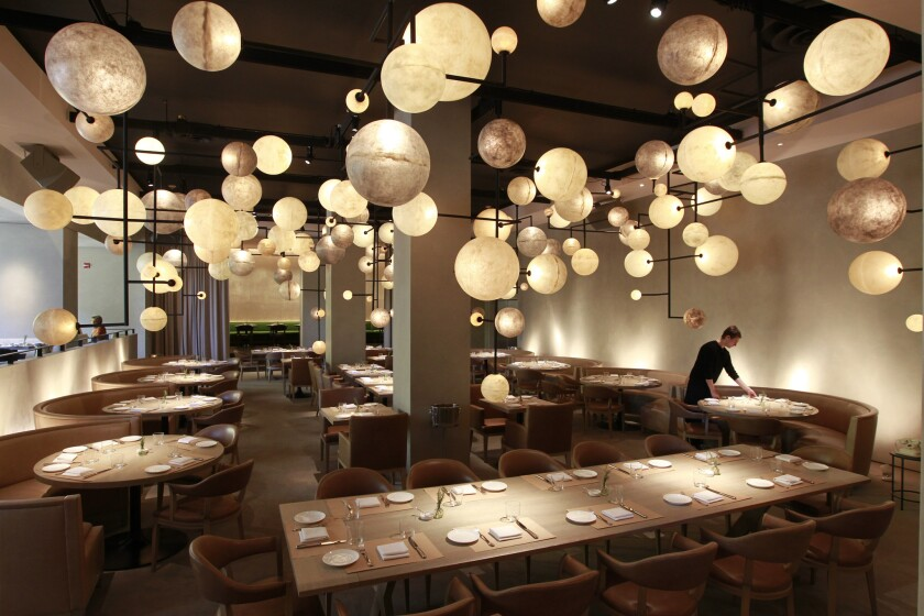The swinging vibe remains at one of Frank Sinatra's old hangouts, the Pump Room in Chicago, which recently got a face-lift courtesy of hotelier Ian Schrager.