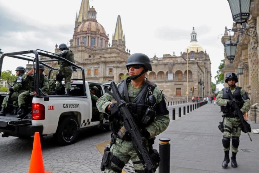Disminuye percepción de inseguridad en México al 73,9 % en junio