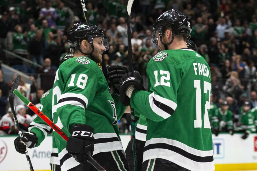 Senators Stars Hockey