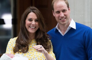 Meet royal baby No. 2 Charlotte Elizabeth Diana