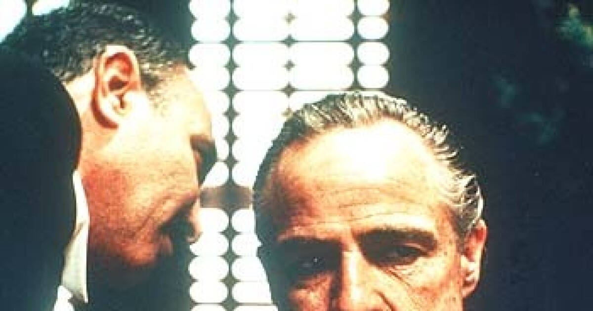 Movies On Tv This Week The Godfather And Goodfellas Los Angeles Times