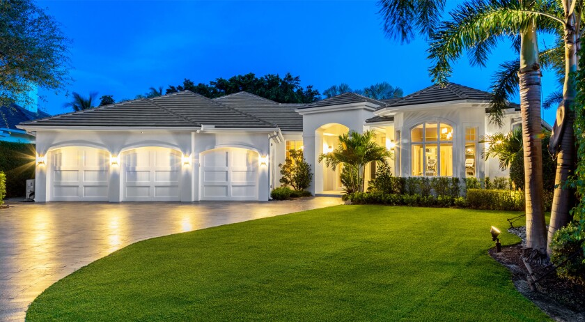 NHL player Max Pacioretty has listed his remodeled home in Boca Raton for $3.45 million.