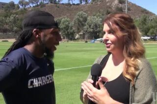 RB Dexter McCluster on signing with the Chargers and acclimating to the team