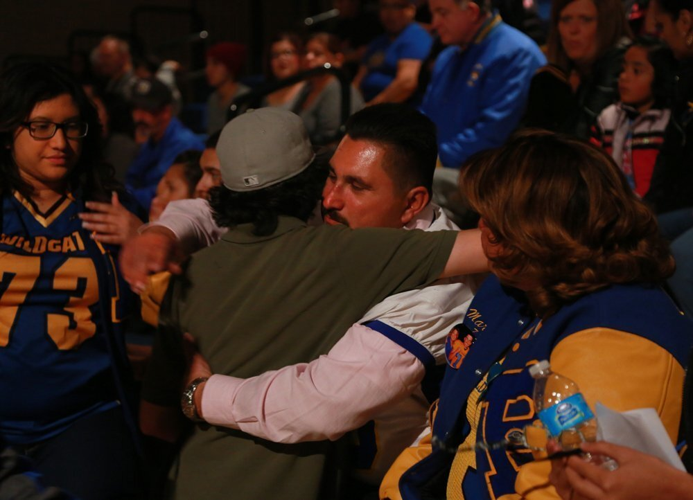Brawley athletes cope with loss