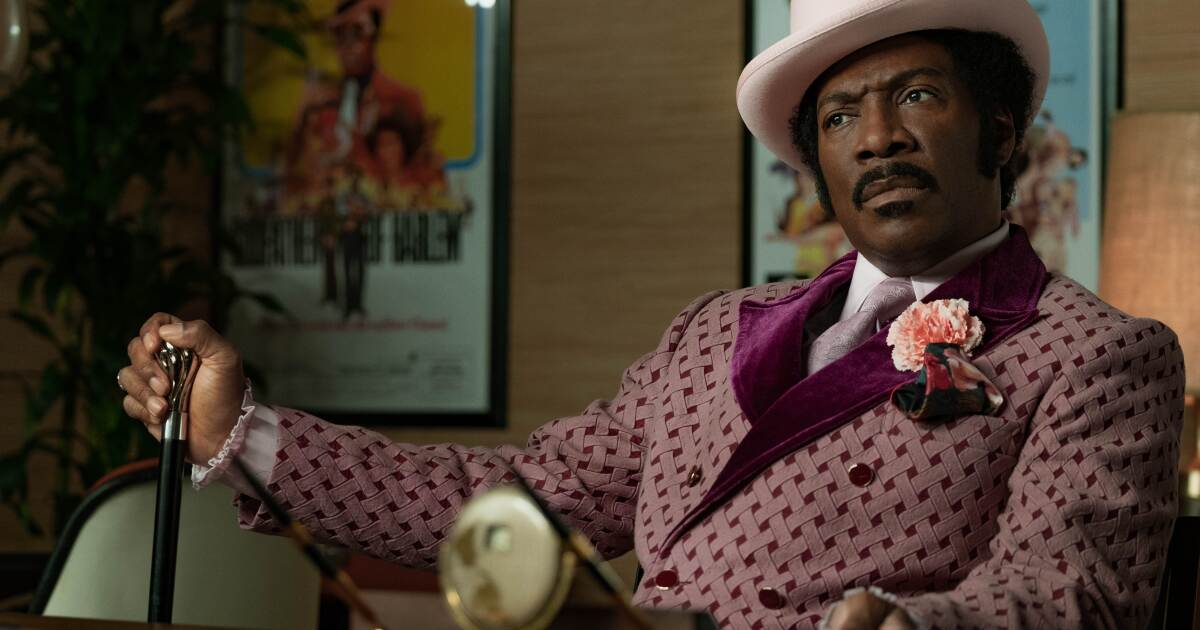 Rudy Ray Moore was his name, and 'Dolemite' is just one part of his legacy