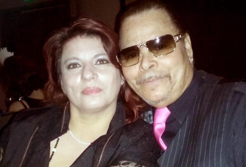 Eric Gardere and Tina Bejarano Gardere