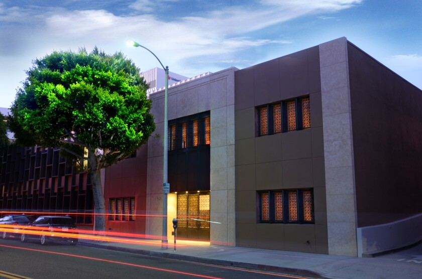 Kuwait is expected to move its local consulate to this office building at 130 S. El Camino Drive in Beverly Hills.